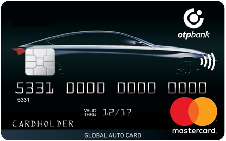 Otp global auto card